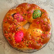 Happy Easter! Buona Pasqua!